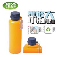 ACECAMP 路客 新款 1543多功能硅胶水壶运动水杯旅行水杯 安全耐用