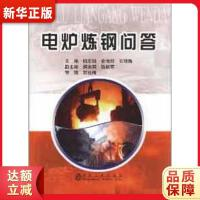 电炉炼钢问答陆宏祖 陆宏祖,俞海明,石枚梅 冶金工业出版社