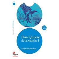 【预订】Don Quijote de la Mancha I [With MP3]