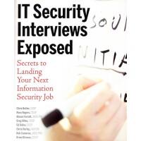 [C135] IT Security Interviews Exposed IT安全面谈曝光