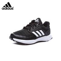 阿迪达斯adidas童鞋18新款儿童运动鞋中大童跑步鞋男童休闲鞋透气防滑运动鞋 (5-15岁可选) CM8489