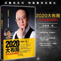 2020大布局 你的机遇在哪里?邱震海 人工智能 创业机遇 消费升级 企业创新 中美经济对比 东方出版社 正版书籍