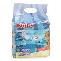 努比nuby婴儿湿巾 生理盐水儿童湿纸巾 新生儿 宝宝湿纸巾80抽*3