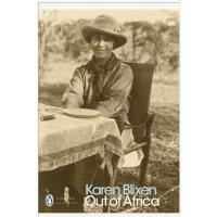Out of Africa 英文原版 走出非洲