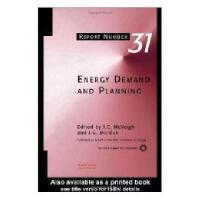 【预订】Energy Demand and Planning: Report Number 31