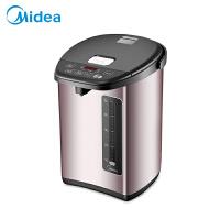 Midea/美的 电热水瓶 热水壶 电水壶 304不锈钢 水壶 5L 多段温控 双层防烫 烧水壶 PF708c-50T