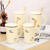 【包邮】新款懒猫杯子套装创意水杯陶瓷马克杯 优质陶瓷杯