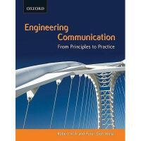 【预订】Engineering Communication: From Principles to