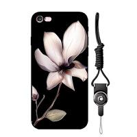 iPhone6手机壳女款苹果7plus套全包文艺软6s硅胶个性创意