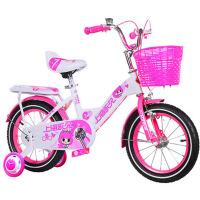 女孩童车男孩单车儿童自行车3岁宝宝脚踏车2-4-6-7-8-9-10岁