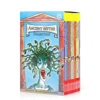 英文原版 古希腊和罗马神话合集16册 Ancient Myths Collection 小学阶段课外阅读 儿童文学小说