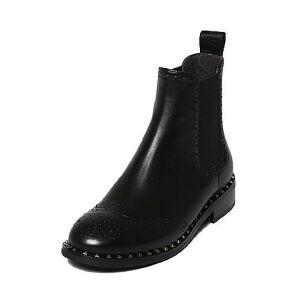 【百丽集团夏季大促,5.28准时开抢】Belle/百丽冬专柜同款油皮牛皮女短靴BKD45DD6