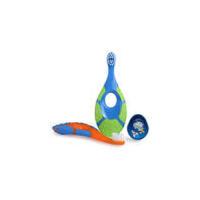 挪威 Jordan 婴幼儿童宝宝小头细软毛防护齿清洁训练乳牙刷 0-2岁