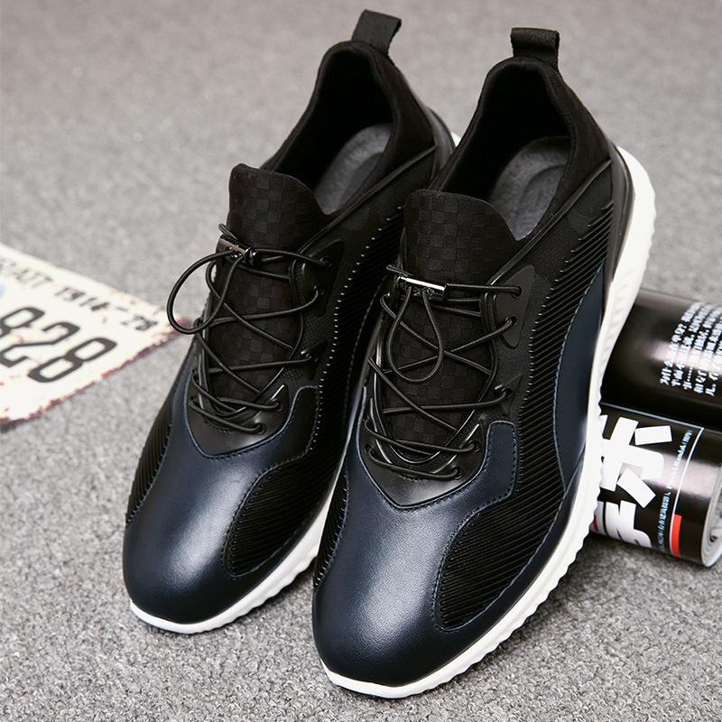 宜驰 EGCHI 休闲运动鞋子男士慢跑步潮流耐磨 KHF9975 秋冬男靴,新品上架,快来看看吧~
