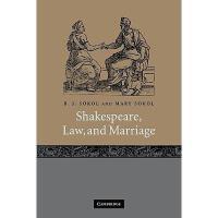 【预订】Shakespeare, Law, and Marriage Y9780521024907