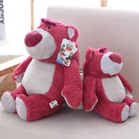 玩具总动员抱熊毛绒玩具布娃娃女生儿童可爱公主抱睡玩偶生日礼物