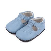 春夏宝宝鞋软底婴儿步前鞋镂空网眼鞋子男宝