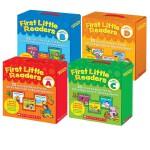 (198减40)First Little Readers level ABCD 小读者系列 我的阅读小套装100册合售