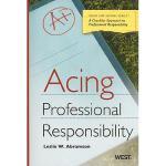 【预订】Acing Professional Responsibility: A Checklist