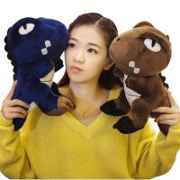 恐龙毛绒玩具公仔布娃娃儿童创意礼物玩偶抱枕霸王龙陪睡娃娃