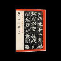 龙门二十品(下) 中国历代名碑名帖精选 楷书毛笔书法字帖