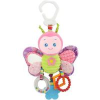 20180527222807141婴儿玩具0-1岁宝宝推车挂件床挂床铃 摇铃毛绒布玩具