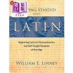 【中商海外直订】Getting Started with Latin: Beginning Latin for Hom