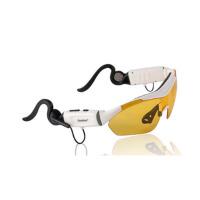 男女款开车偏光太阳镜多功能无线蓝牙眼镜耳机骑行墨镜