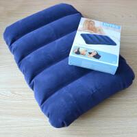充气枕头 U头枕 护颈枕脖子U型枕U型枕头长方形