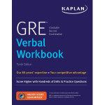 【中商原版】卡普兰GRE词汇练习(第10版) 英文原版 GRE Verbal Workbook 10th Editio