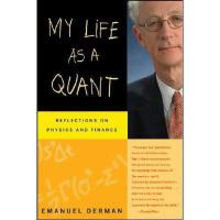 My Life as a Quant: Reflections on Physics and Finance英文原版一个