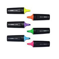 得力S600 彩色记号笔涂鸦笔 字迹鲜艳 一支价