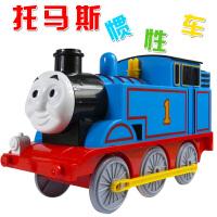 手推滑行耐摔大号儿童托马斯惯性车卡通小火车玩具汽车火车头模型