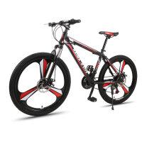 耐嘛 动感城市系列自行车24/26英寸山地车24变速单车学生成人男女 辐条/一体轮