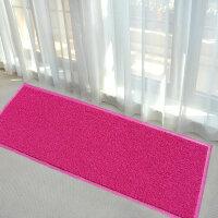 享家素色蹭泥防滑脚垫除尘垫45*120�M 大门口入户进门地毯门厅门垫地毯地垫