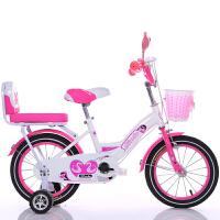 儿童自行车14寸3-6岁男女孩童车12-16-18寸小孩子宝宝单车