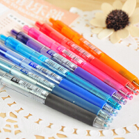 日本 三菱文具 UM-138 彩色中性笔 签字笔 水笔 0.38mm笔芯