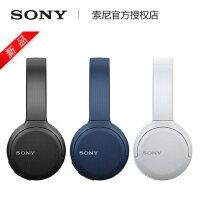 包邮支持礼品卡 热巴代言 Sony/索尼 WH-CH500 头戴贴耳式无线蓝牙耳机重低音手机通话耳麦