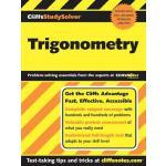 【预订】CliffsStudySolver Trigonometry