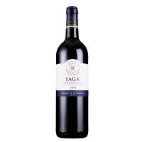 拉菲传说波尔多红葡萄酒 法国原瓶进口750ml