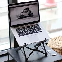 笔记本支架折叠便携笔记本电脑支架桌面电脑架散热托架底座