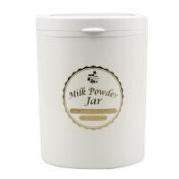 宝宝奶粉盒 奶粉罐便携式大容量密封罐婴儿米粉盒储存罐外出