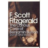 英文原版 返老还童 菲茨杰拉德 本杰明・巴顿奇事 F Scott Fitzgerald: The Curious ca