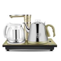 自动上水壶电热水壶套装不锈钢电烧水壶泡茶