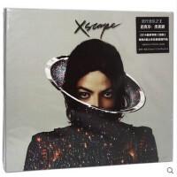 原装正版Michael Jackson迈克尔・杰克逊:逃脱XSCAPE CD音乐CD 车载