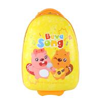 【当当自营】贝瓦 儿童物拉杆箱行李箱旅行箱 贝瓦贝拉 黄色款