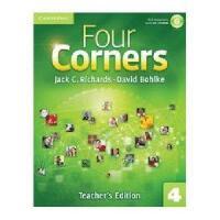 【预订】Four Corners Level 4 Teacher's Edition with
