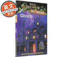 神奇树屋 英文原版 小百科20 鬼魂 Magic Tree House Fact Tracker #20: Ghost