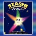 【预订】Stashi the Rainbow Star: Her Journey Home