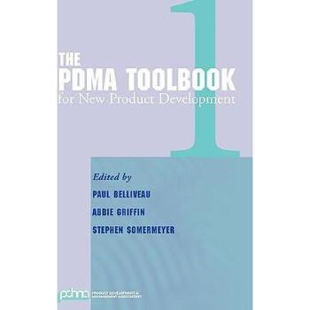 【预订】The Pdma Toolbook 1 For New Product Development 美国库房发货,通常付款后3-5周到货!